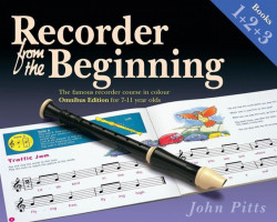 Recorder From The Beginning Books 1, 2 & 3 (noty na zobcovou flétnu)