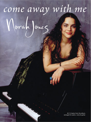 norah jones album come away with me