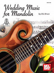 Wedding Music for Mandolin (noty, tabulatury na mandolínu) (+audio)