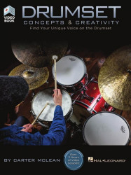 Drumset Concepts & Creativity (noty na bicí) (+video)