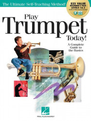 Play Trumpet Today! (noty na trubku) (+audio/video)