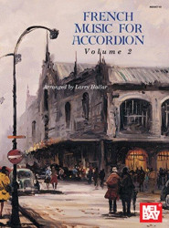 French Music for Accordion 2 (noty na akordeon)