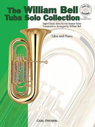 William Bell Tuba Solo Collection (noty na tubu) (+CD)