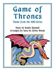 Ramin Djawadi: Game of Thrones / Hra o trůny (noty na harfu)