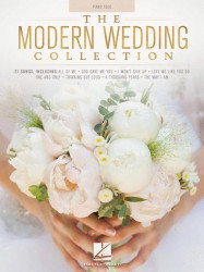 Modern Wedding Collection (noty na klavír)