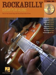 Guitar Play-Along Volume 20: Rockabilly (tabulatury, noty, kytara) (+CD)